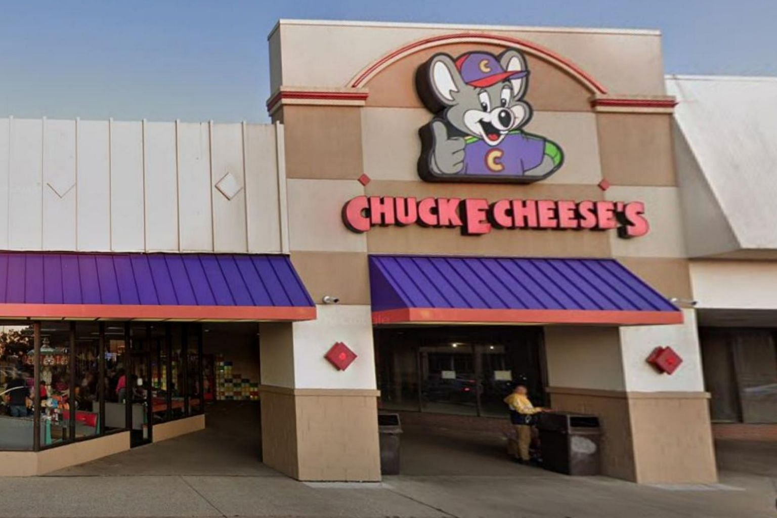 Chuck E Cheese Parent Files For Bankruptcy Another Casualty Of Pandemic Companies Markets News Top Stories The Straits Times Nightmare video for you guys. chuck e cheese parent files for