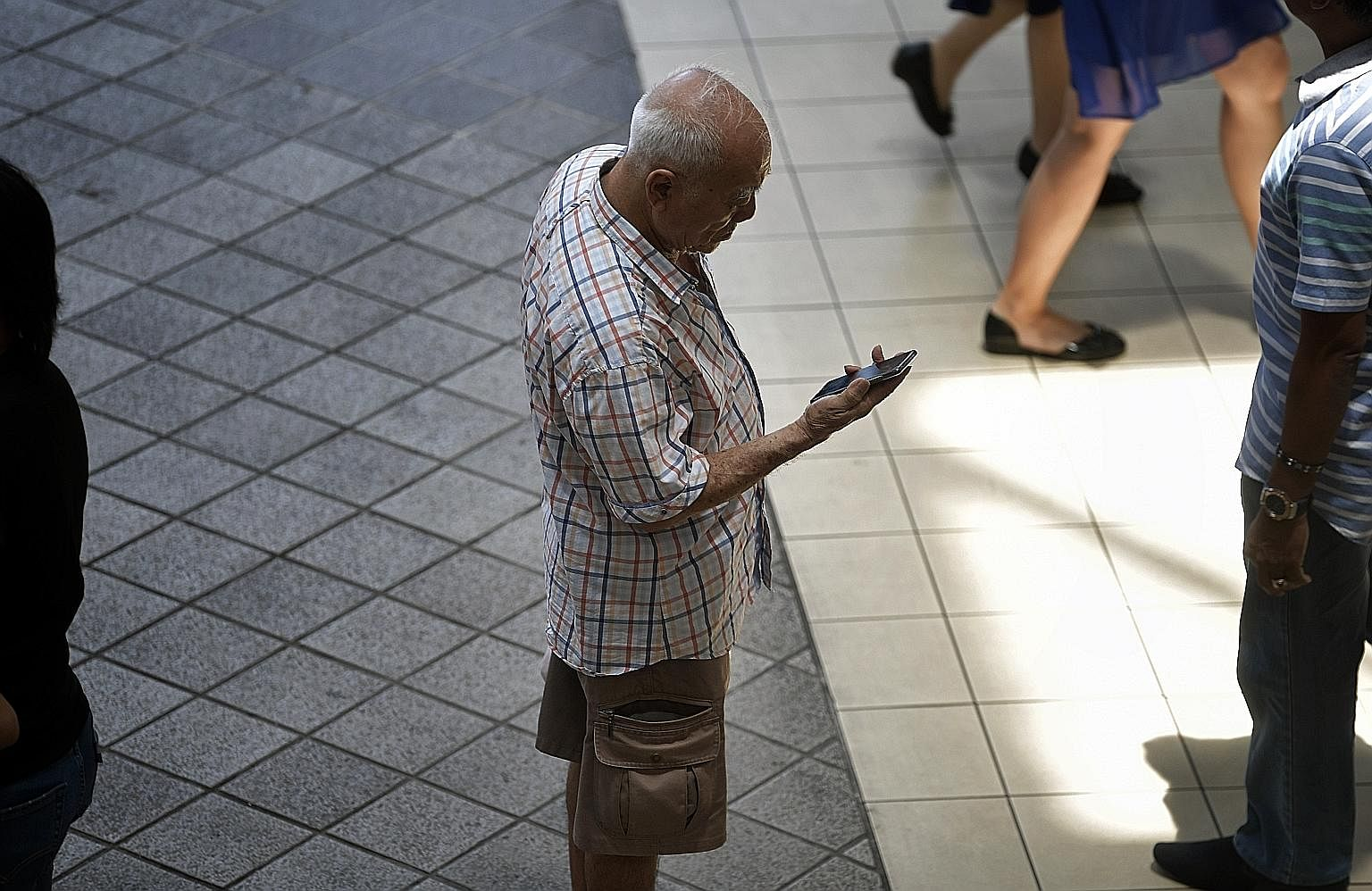 cheapest shanty mobile phone advice during seniors