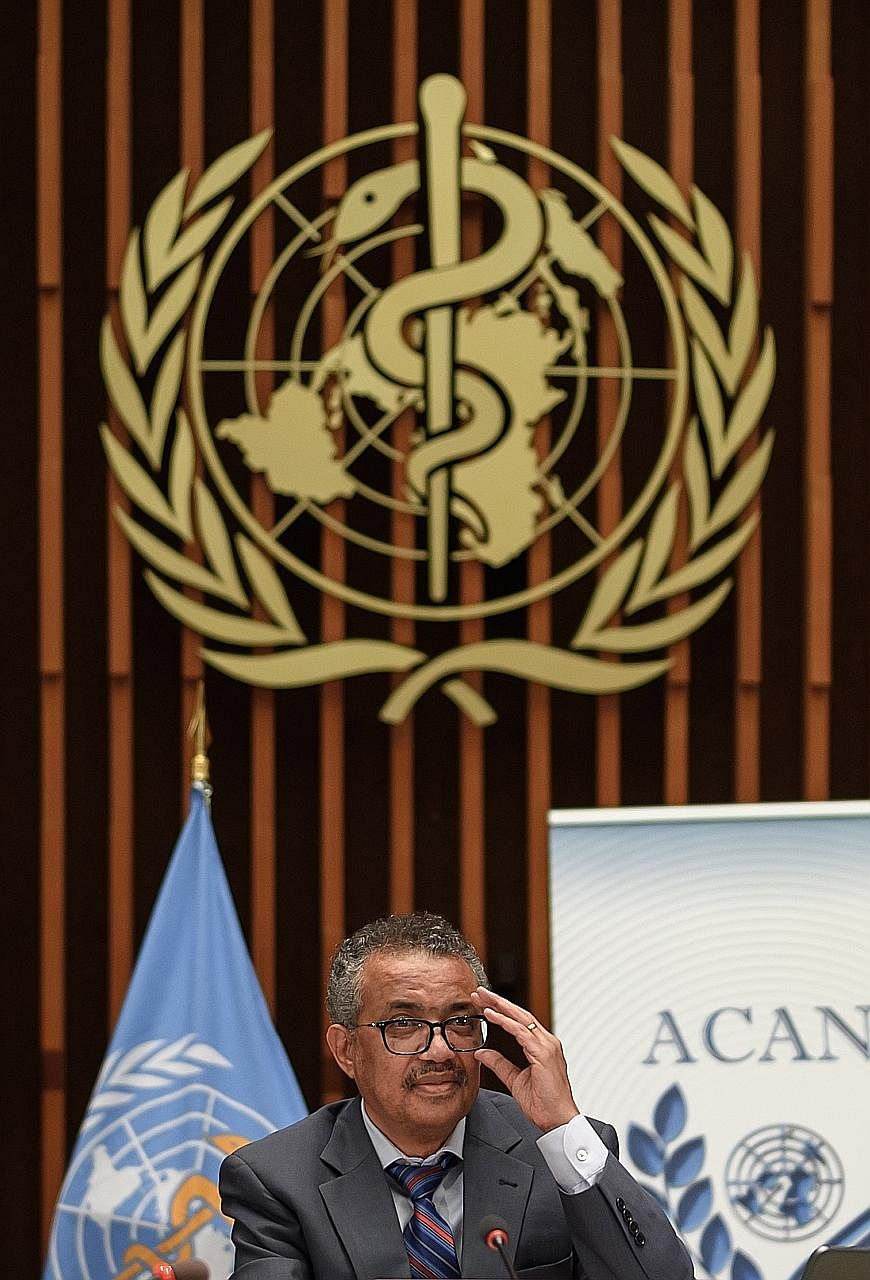 "The World Health Organisation's director-general Tedros Adhanom Ghebreyesus says the independent inquiry into how the WHO and others handled the Covid-19 pandemic crisis should examine ""whether the global health architecture is fit for purpose"". Some"