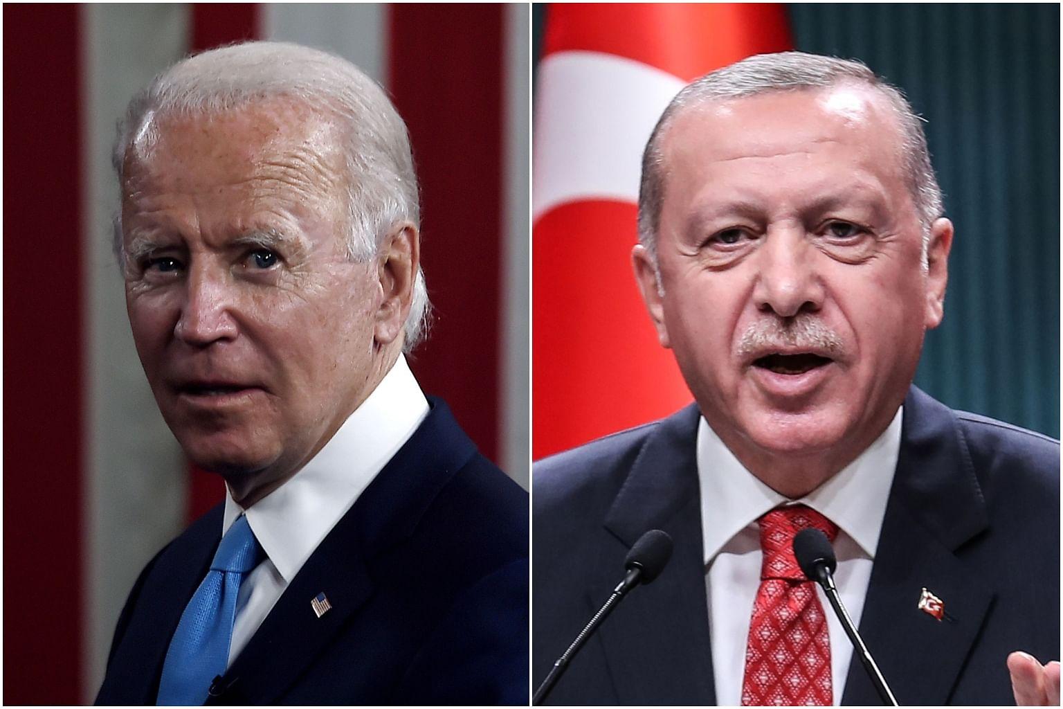 NATO-AB LİDERLER ZİRVESİ VE BİDEN-ERDOĞAN GÖRÜŞMESİ