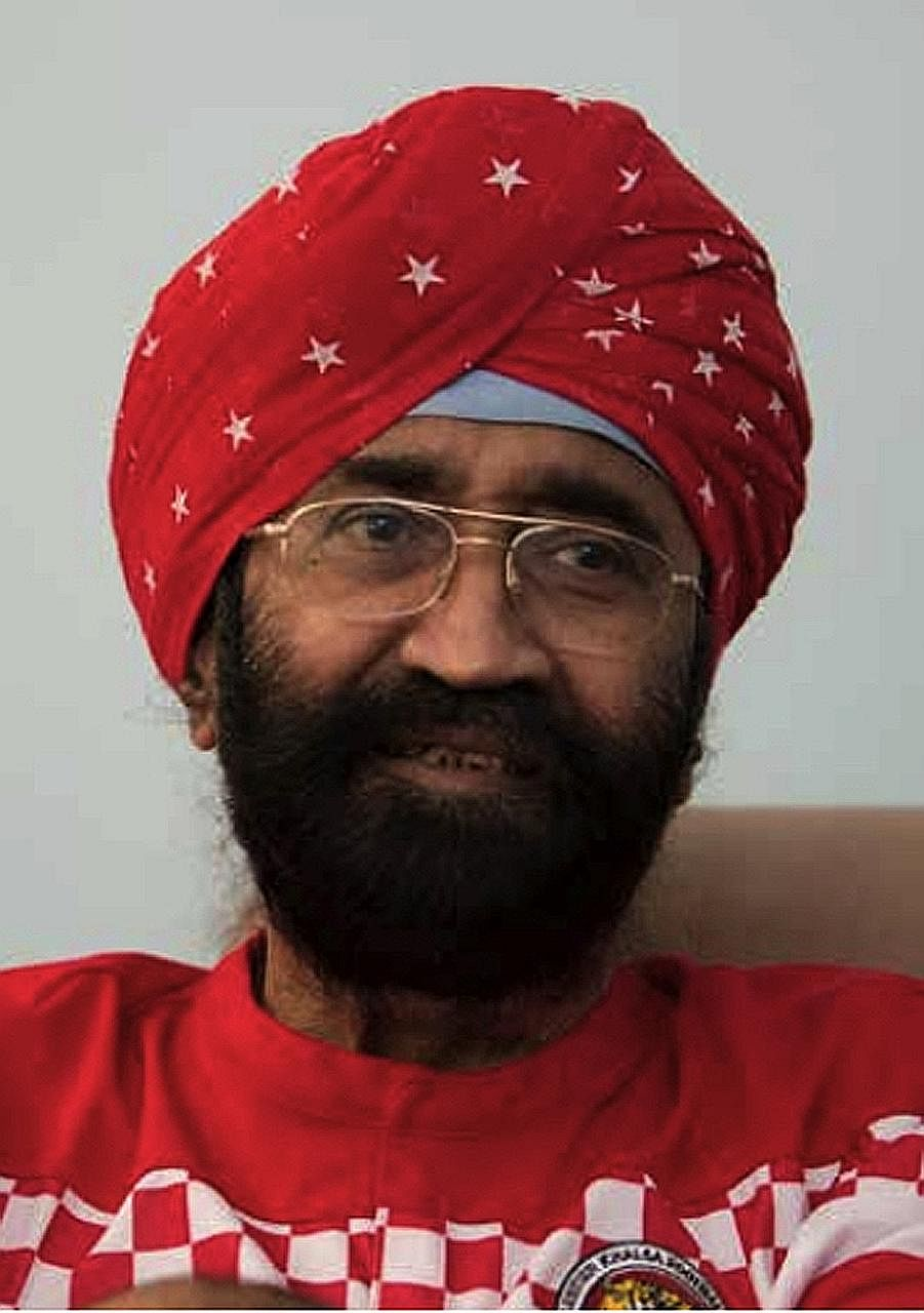 Mr Jagjit Singh Sekhon founded Singapore's first professionally operated nursing home and served in many roles over the years.