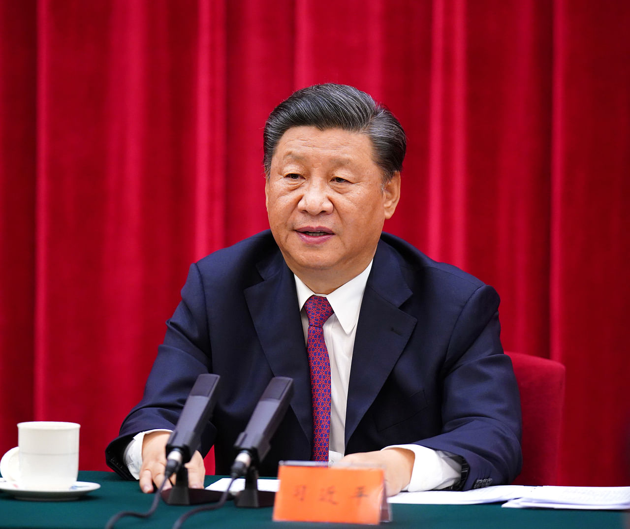 President Xi Jinping Outlines Areas Where China Will Never Accept Foreign Interference East Asia News Top Stories The Straits Times