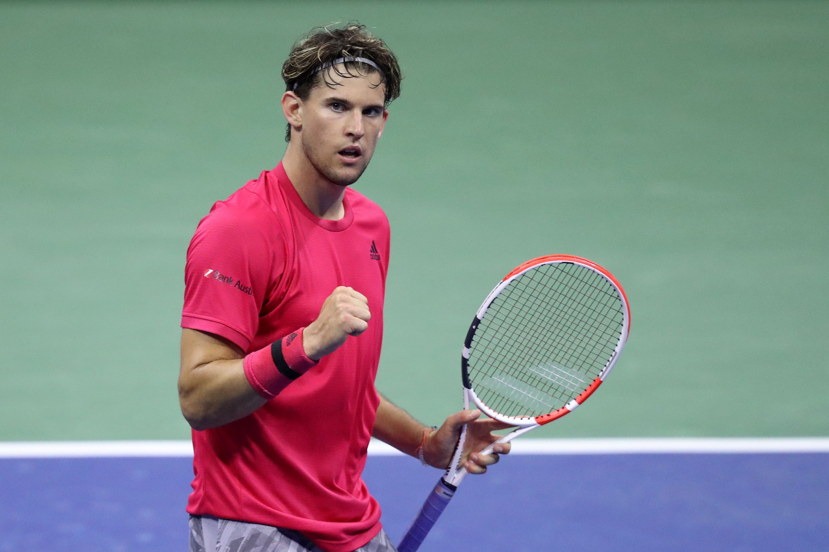 Tennis Thiem Sees Off Cilic To Reach Us Open Fourth Round Tennis News Top Stories The Straits Times