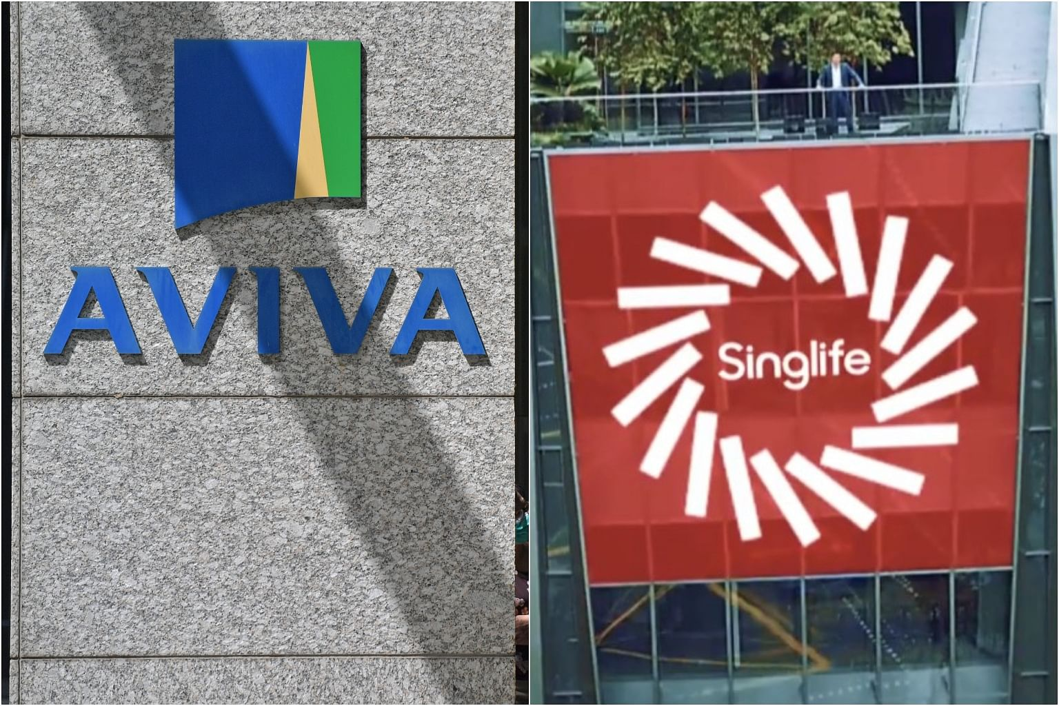 Singlife Aviva Singapore To Merge In 3 2b Deal Business News Top Stories The Straits Times