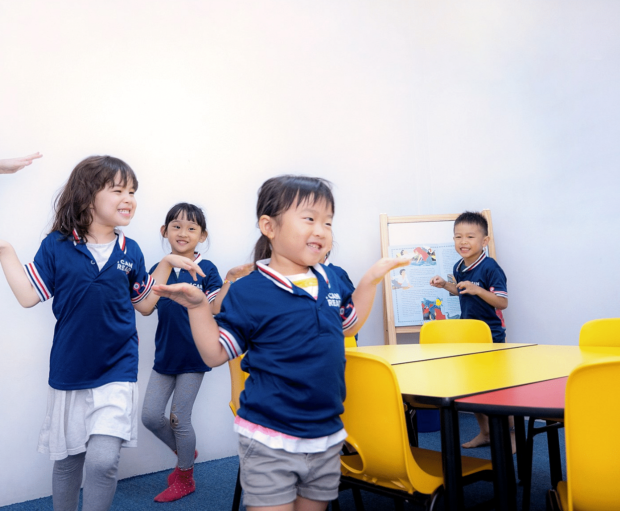 Enterprise Singapore, I Can Read, online education, home-based learning, online learning, web classes