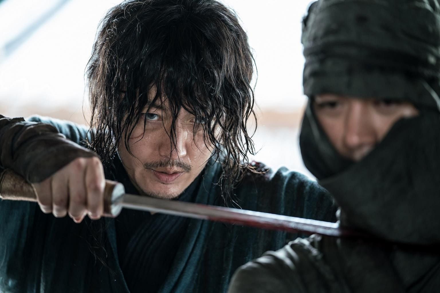At The Movies: South Korean film The Swordsman a fun, sincere ode to Asian  sword flicks, Entertainment News & Top Stories - The Straits Times