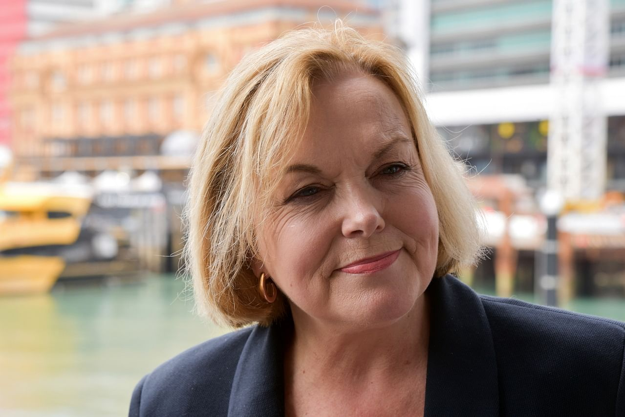New Zealand's opposition leader Judith Collins has vowed to stay on as leader regardless of the result
