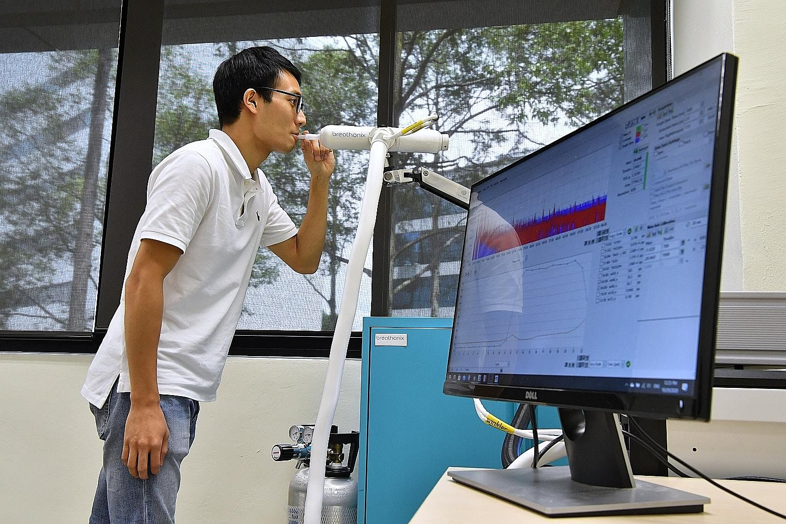 Covid-19 breath test may soon be used in trials at public locations, Health  News & Top Stories - The Straits Times