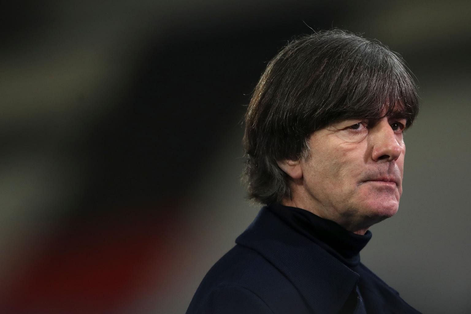Football: Germany turns on coach Joachim Loew after Spain debacle, Football  News & Top Stories - The Straits Times