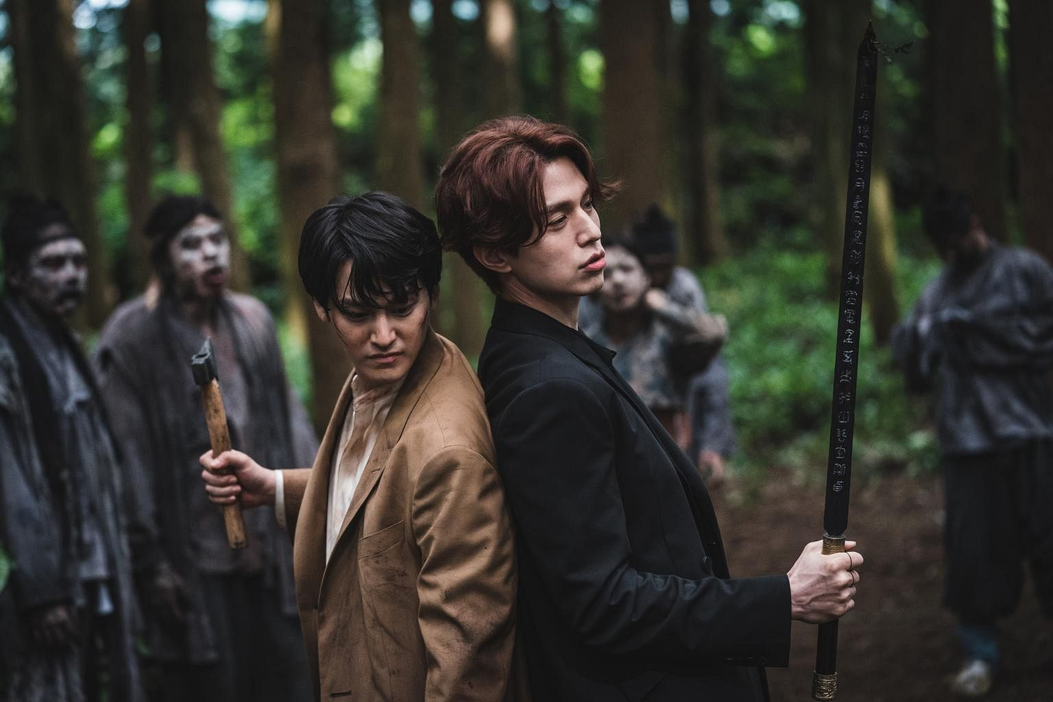 Tale Of The Nine Tailed: Lee Dong-wook returns to fantasy after Goblin,  Entertainment News & Top Stories - The Straits Times