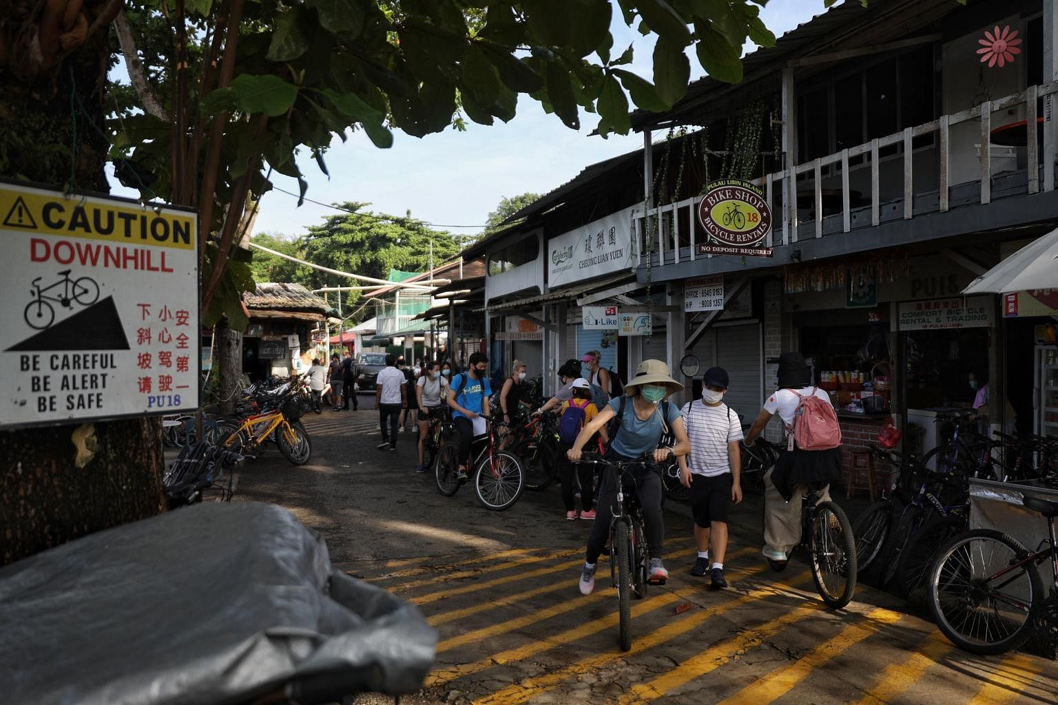 Unwinding In Ubin Marooned In Singapore Locals Flock To Island For Kampung Vibes And Nature Trails Singapore News Top Stories The Straits Times