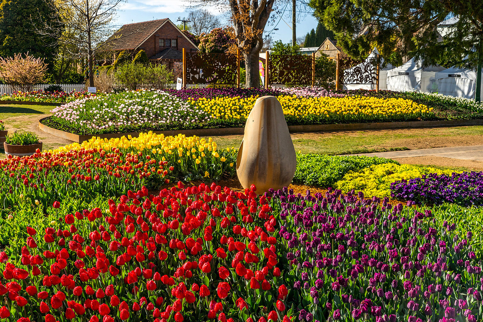 Southern Highlands, New South Wales, Australia, Wine, Tulip Time Festival