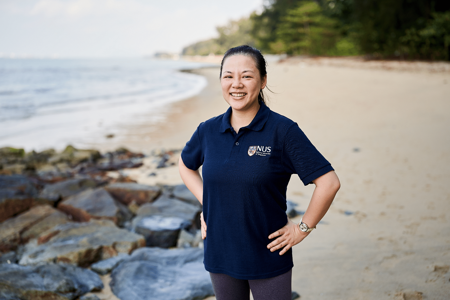 Neo Mei Lin, Tropical Marine Science Institute, marine conservation, women empowerment, gender equality