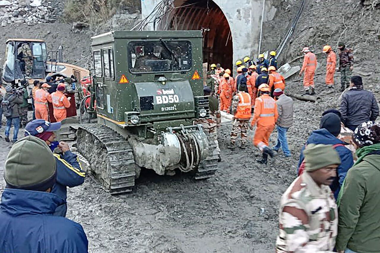 'Like a Hollywood movie': Glacier disaster survivor recalls escape from Himalayan tunnel