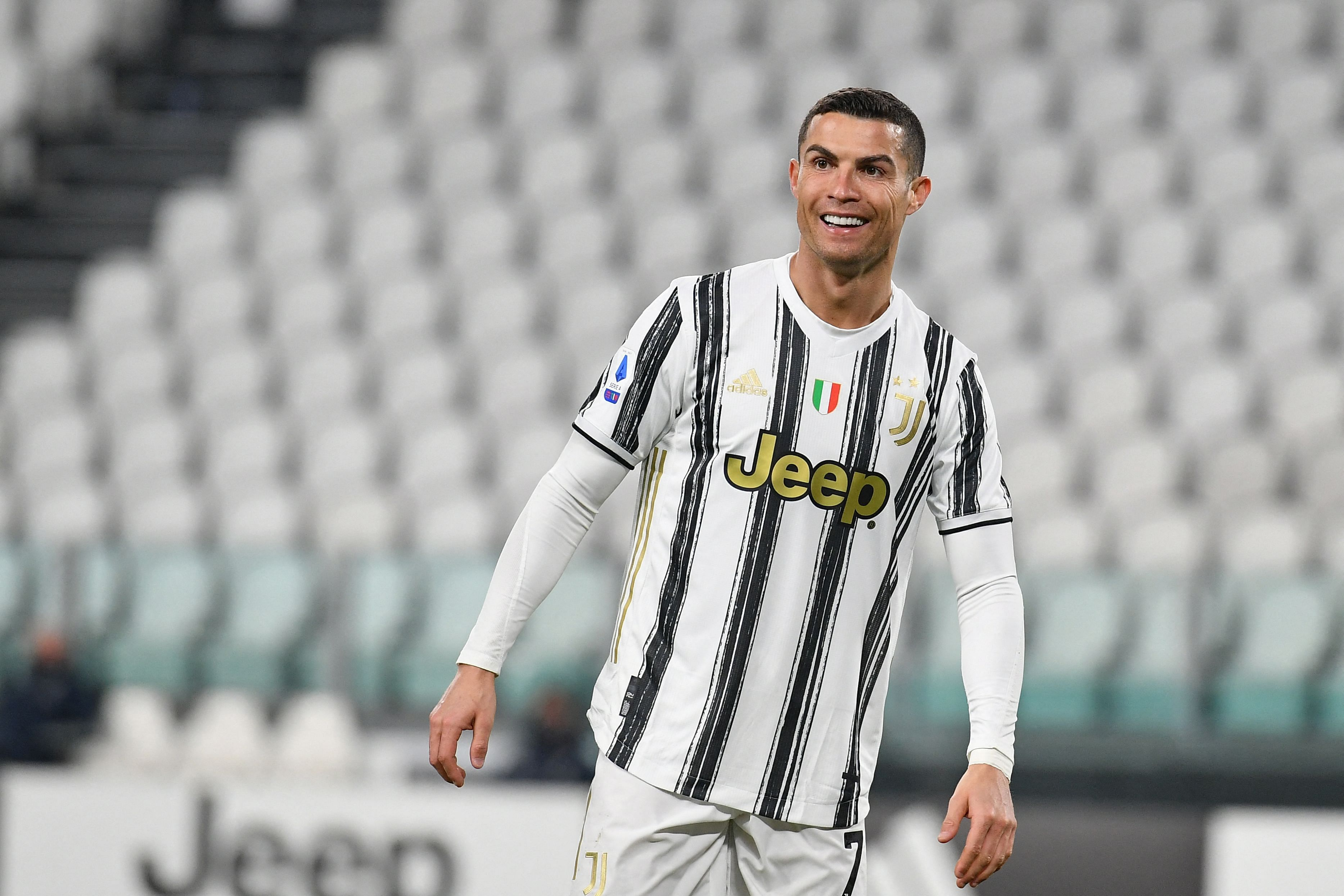 Football: Ronaldo marks 600th league game with landmark goal as Juventus  beat Spezia, Football News & Top Stories - The Straits Times