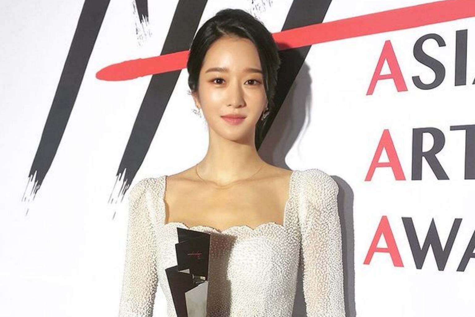 """Jin seo ye """"Điên nữ"""""""