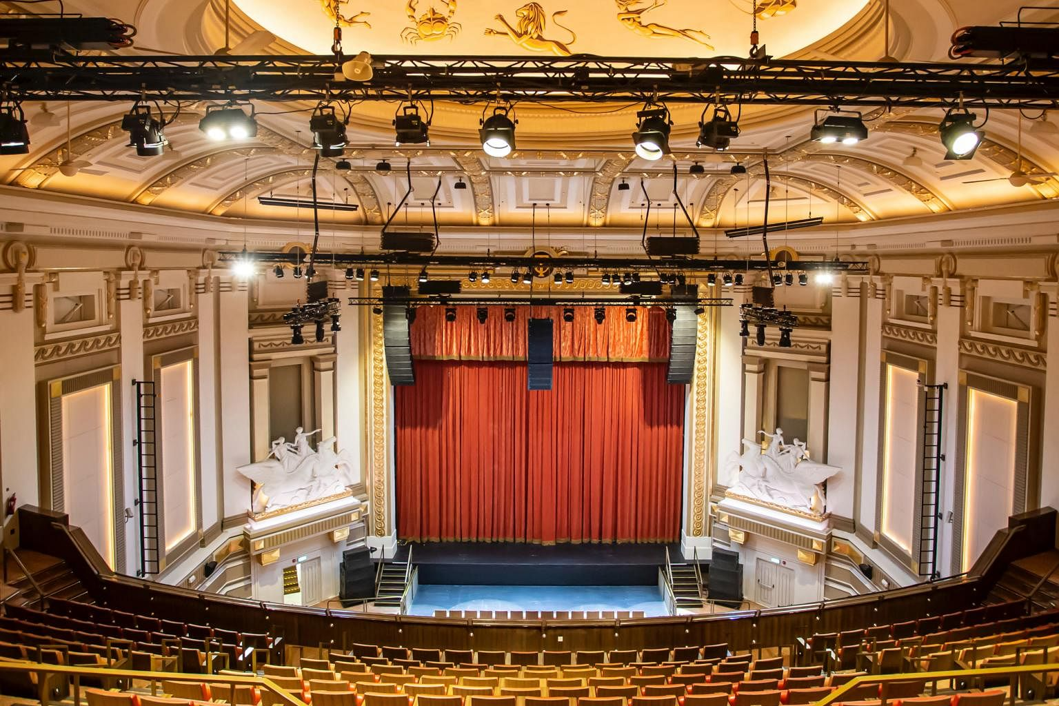 Live entertainment company IMC takes over management of Capitol Theatre