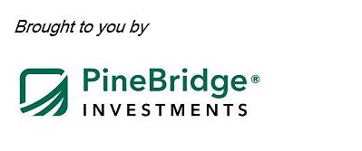 pinebridge investments, logo