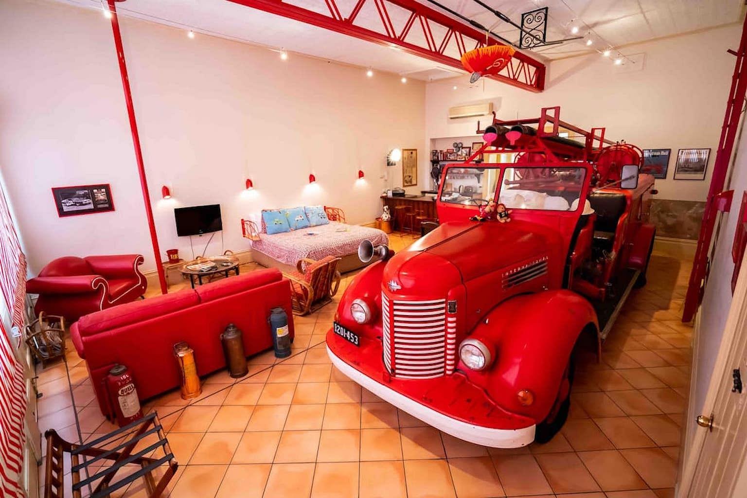The Fire Station Inn Adelaide South Australia