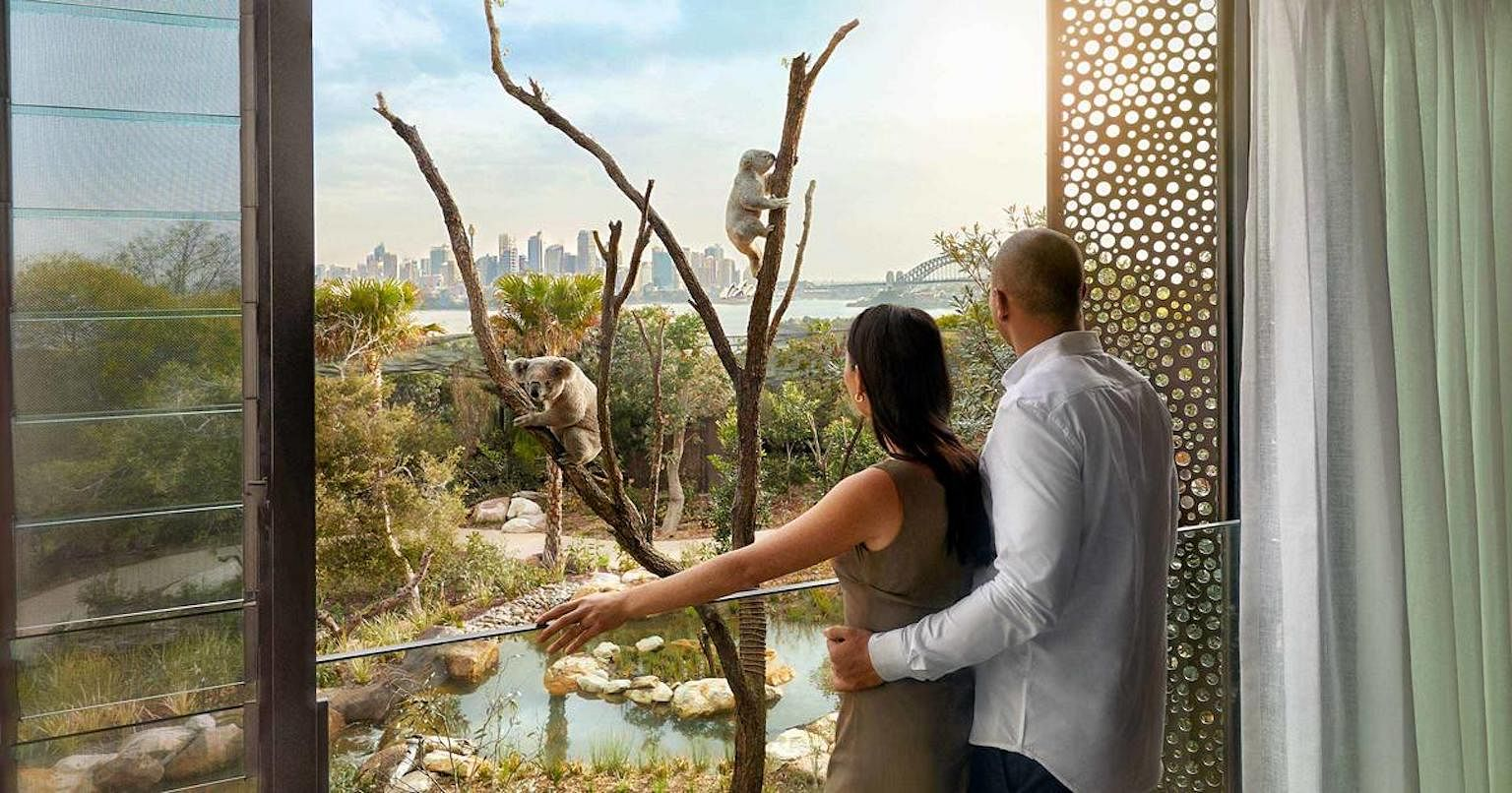 Wildlife Retreat Taronga Zoo Sydney
