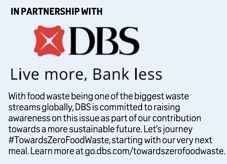 DBS - Towards Zero Food Waste