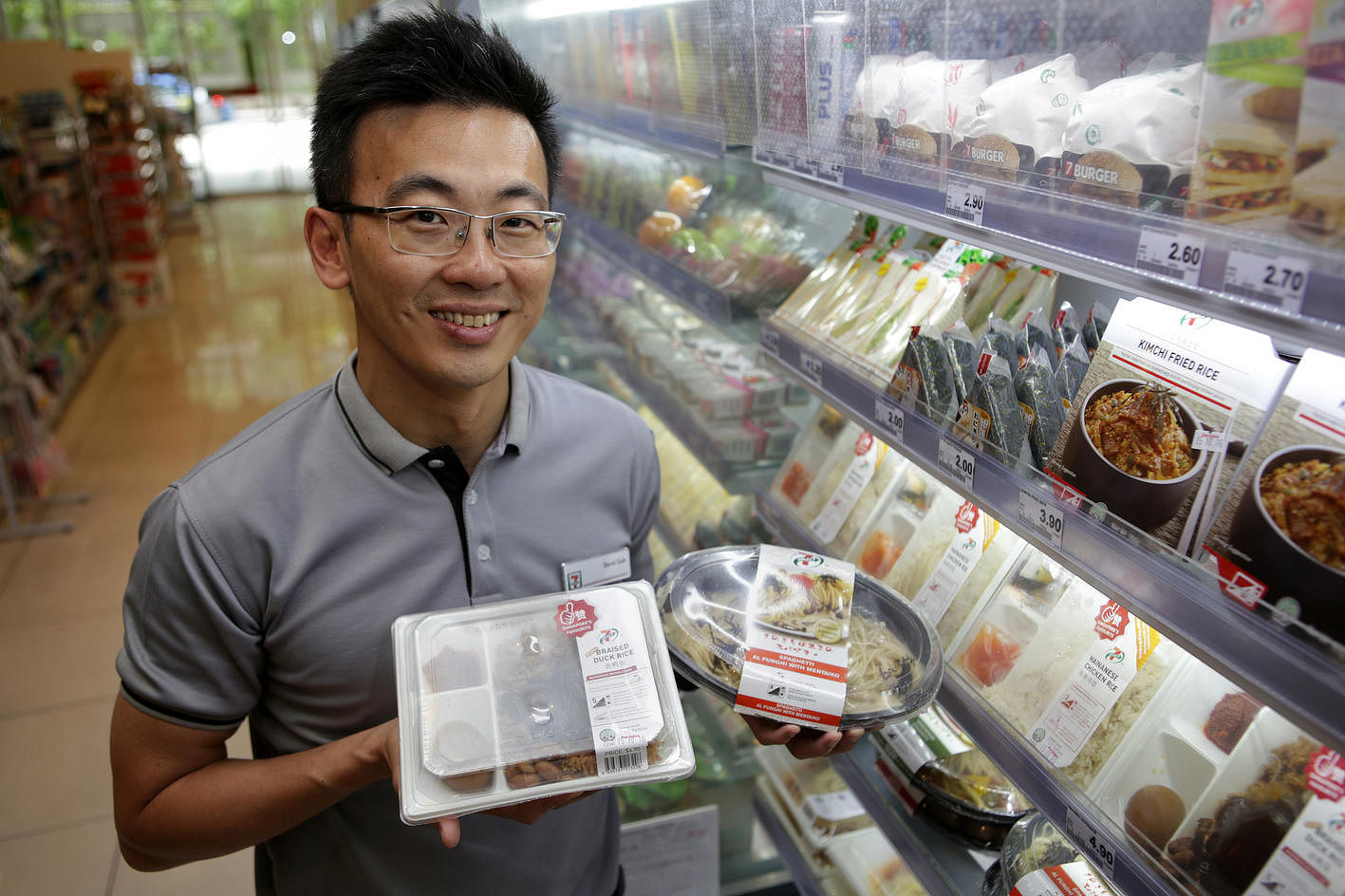 7-Eleven outlets made over to shake up convenience-store