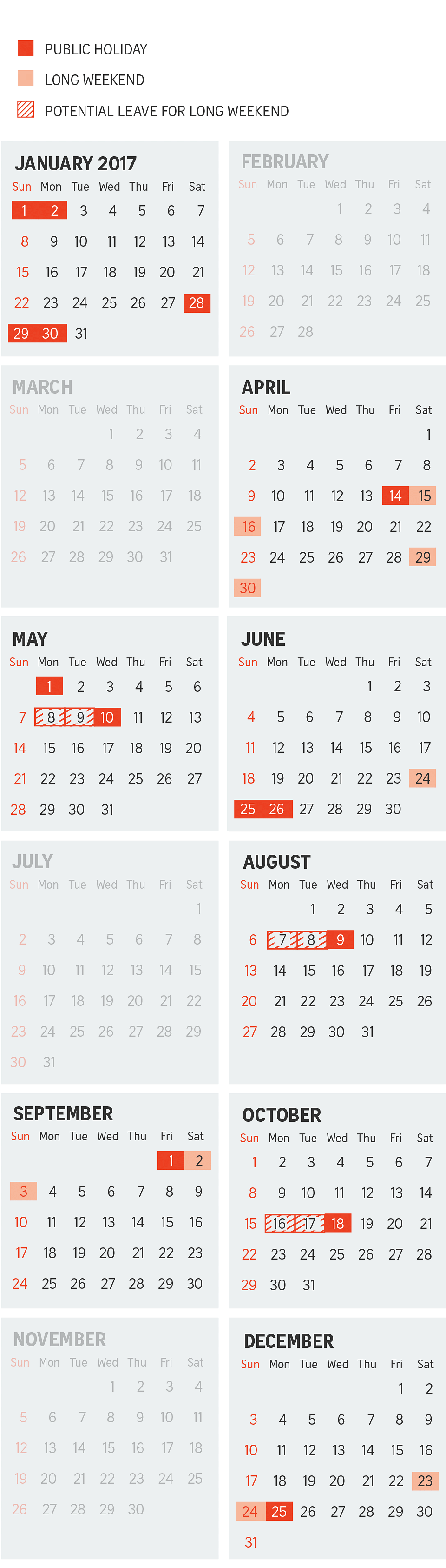 School Calendar Singapore : Seven long weekends in singapore for up from six
