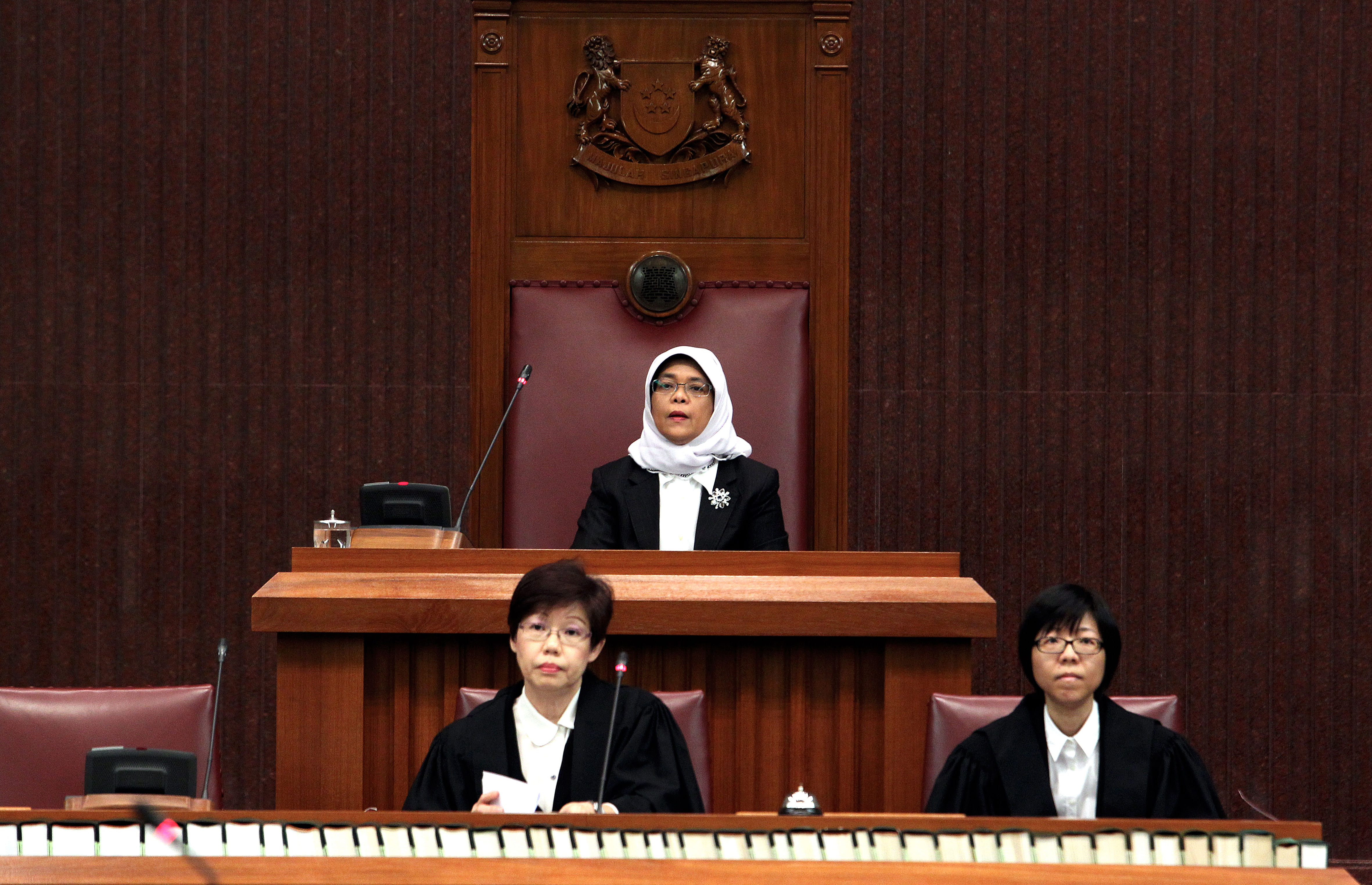 halimah yacob to be renominated as speaker of parliament: 7 things