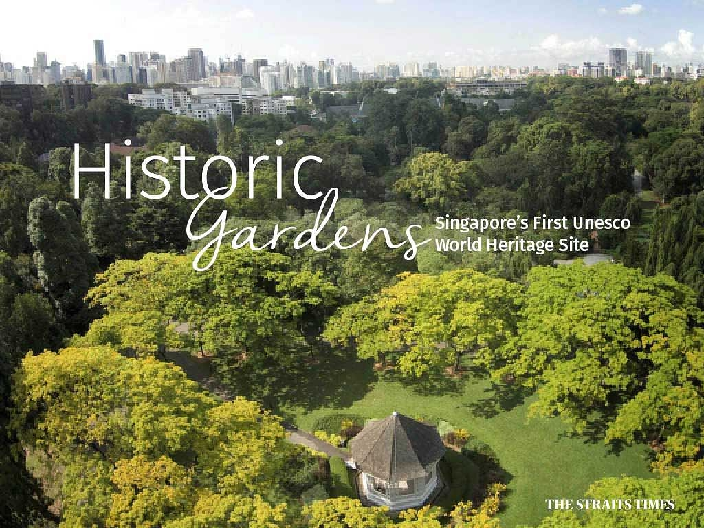 Singapore's First Unesco World Heritage Site