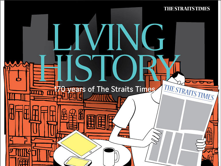170 Years of The Straits Times