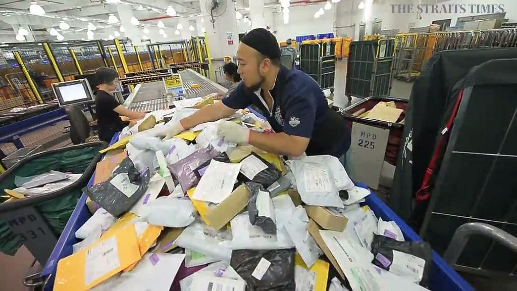 You've got mail    but it's lost in transit: SingPost tells you why