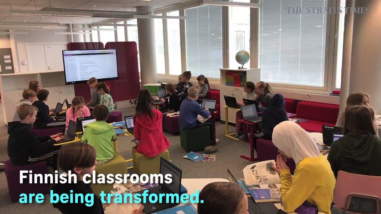 Innovative First Grade Classroom ~ Finn and fun lessons from finland s new school curriculum