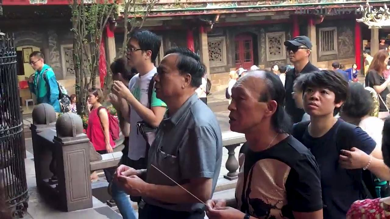 Taiwan's temples smoke out joss sticks, East Asia News & Top