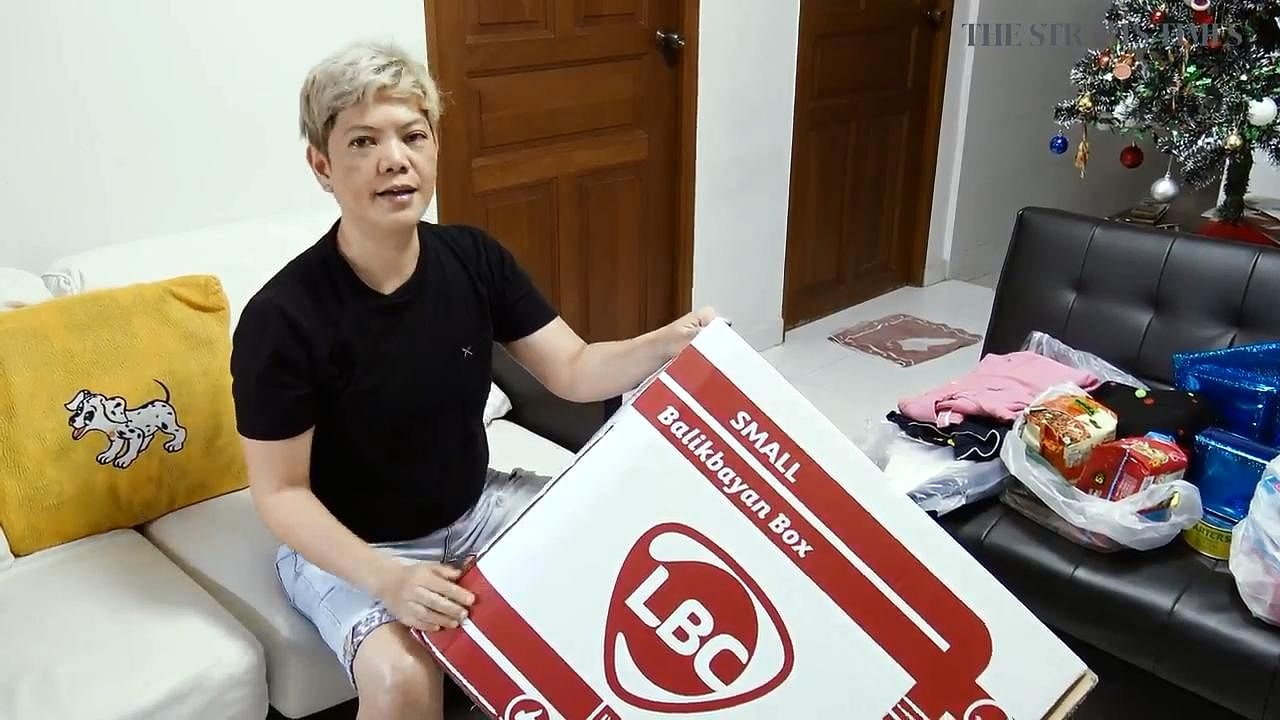 From Singapore with love: Balikbayan boxes, Singapore News & Top