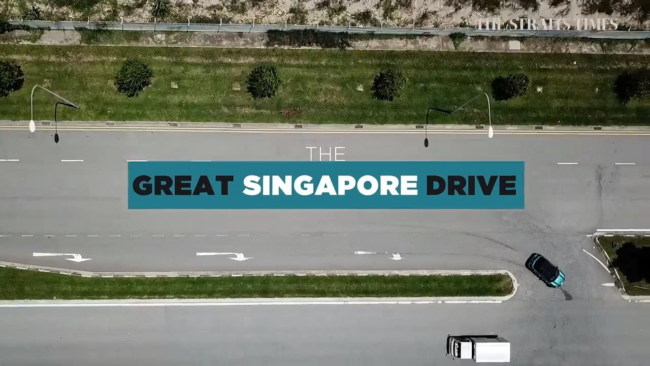 The Great Singapore Drive: A 200km road trip around the island