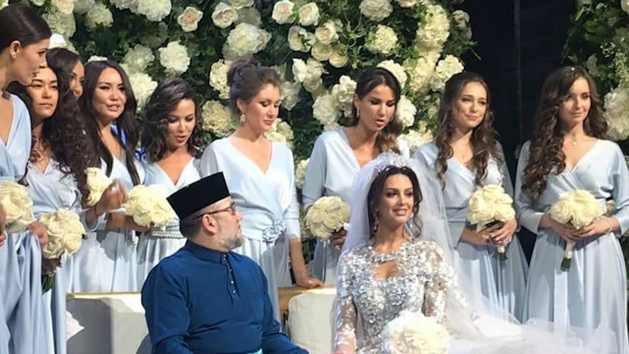 Image result for sultan muhammad v wife