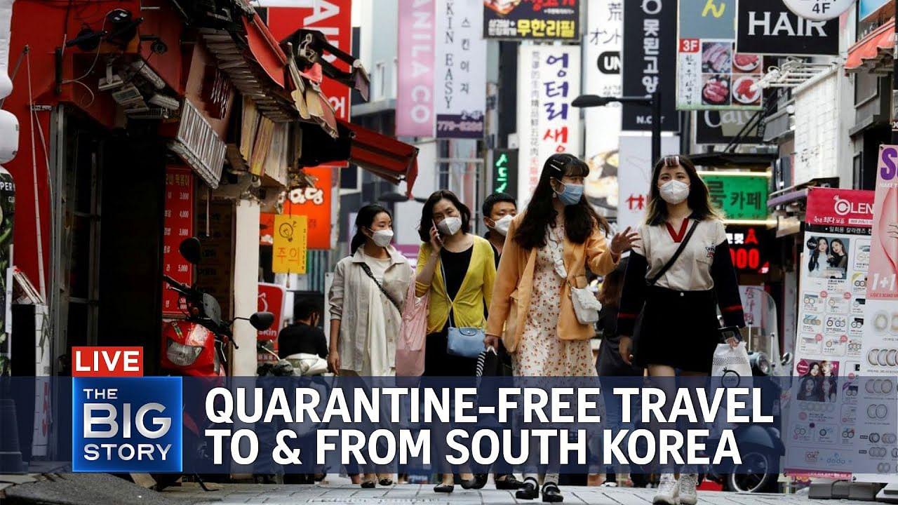 Kisah Besar: S'pore, Korea Selatan untuk membenarkan perjalanan bebas karantina dari 15 November bagi mereka yang diberi vaksin terhadap Covid-19, Berita Multimedia & Berita Teratas
