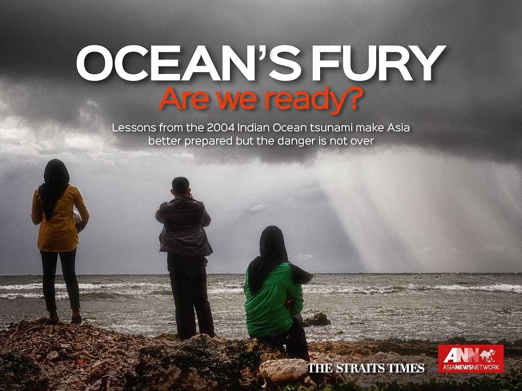 Ocean's Fury: Are We Ready?
