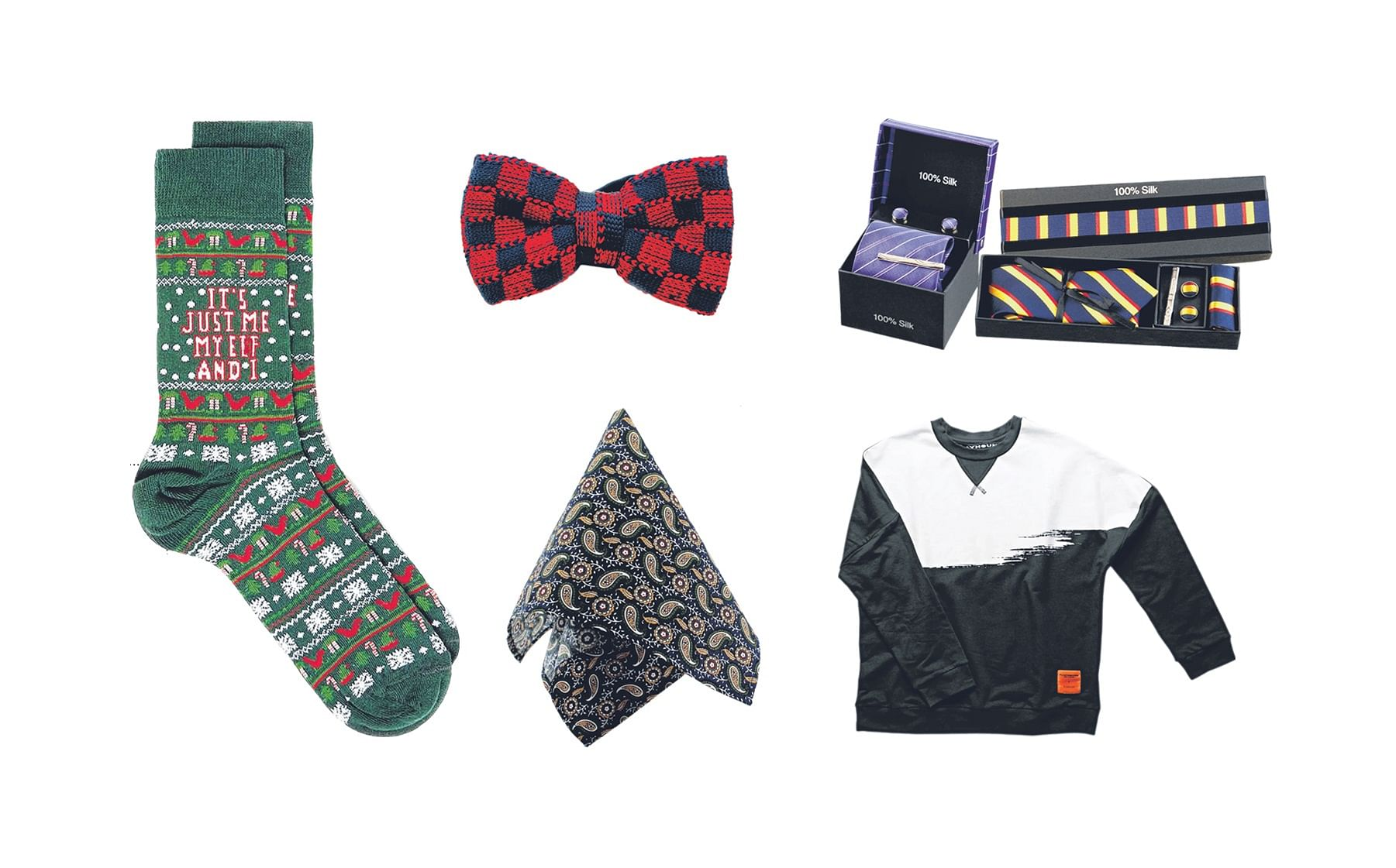 cf0383edd2d1 21) Christmas socks, $13.90, from Topman (B2-01 Ion Orchard, 2 Orchard  Turn, tel: 6509-8602)