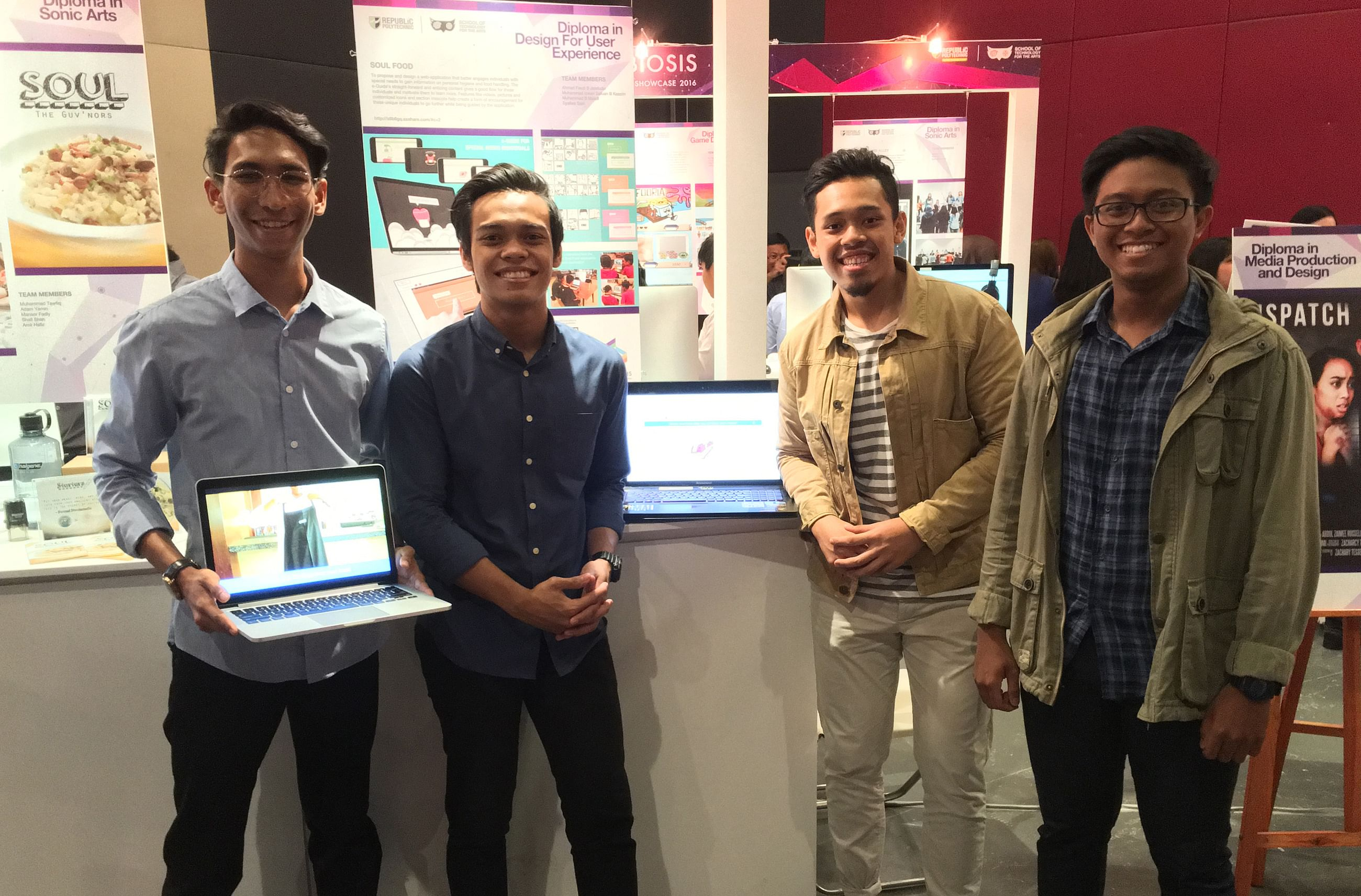 Students Creativity On Display At Graduation Showcases By Three Polytechnics Here Education News Top Stories The Straits Times