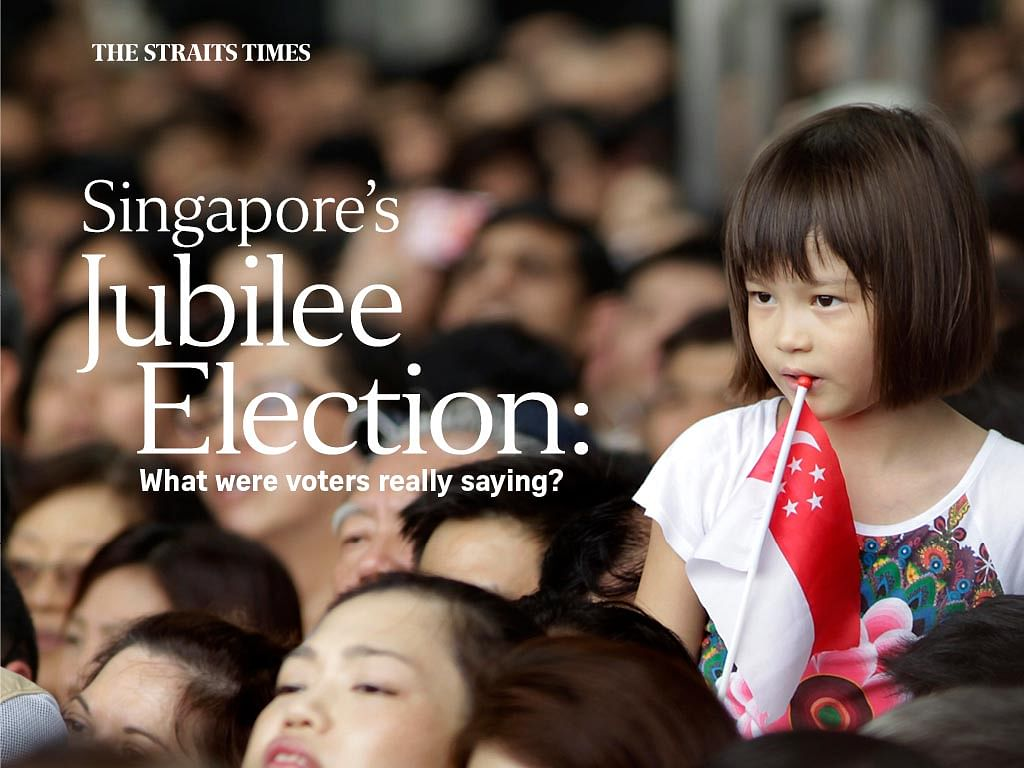 Singapore's Jubilee Election: What Were Voters Really Saying?