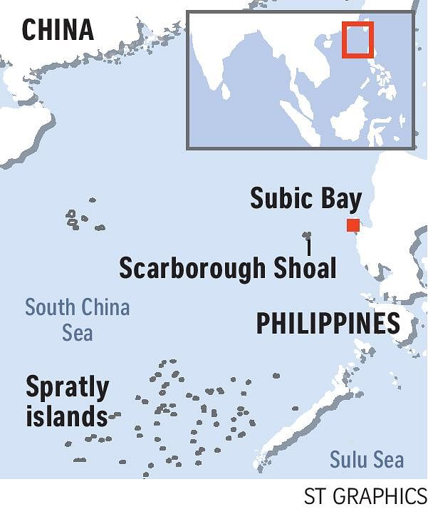 Philippines To Deploy Forces At Subic Bay Base Se Asia News Top
