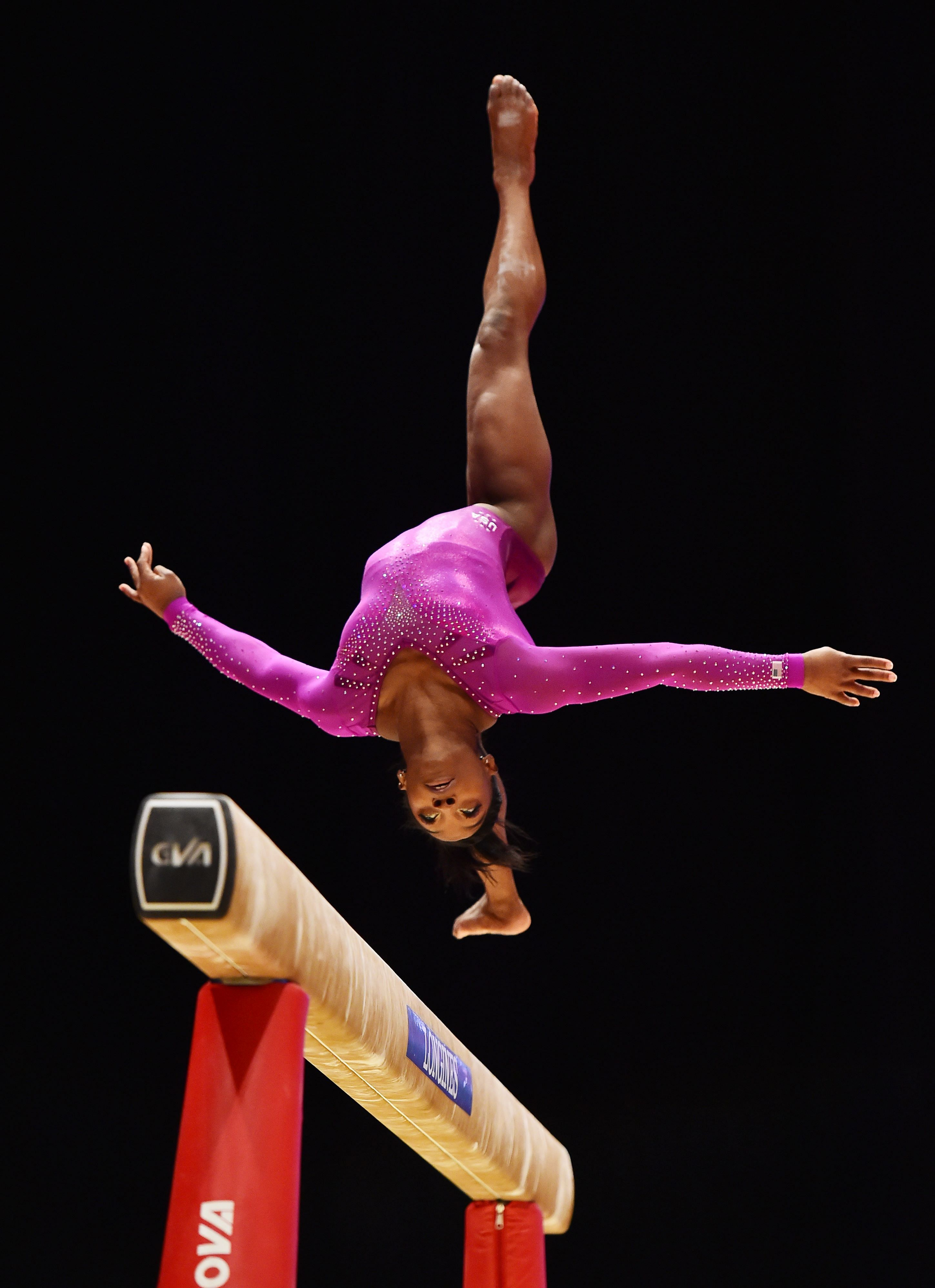 Gymnastics A Perfect 10 Finish For Biles Sport News