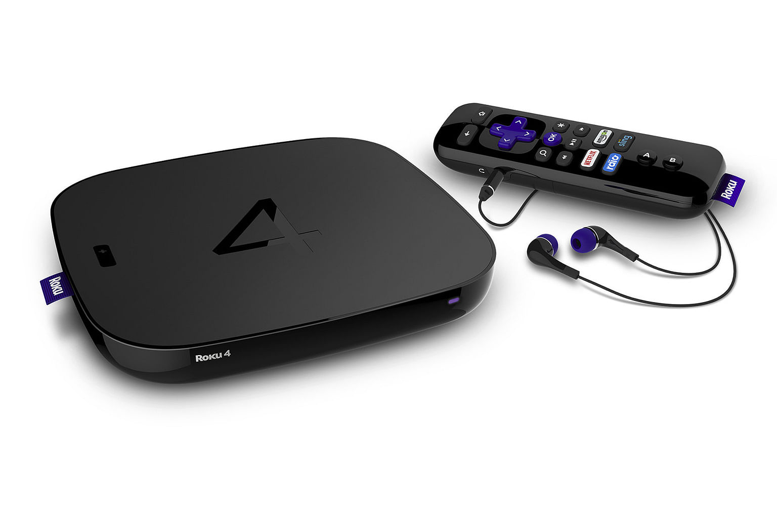 With a VPN, the Roku 4 (above) is probably one of the most mature media streamers around, with more TV-optimised apps than any of its competitors. Its major selling point is its support for 4K content.