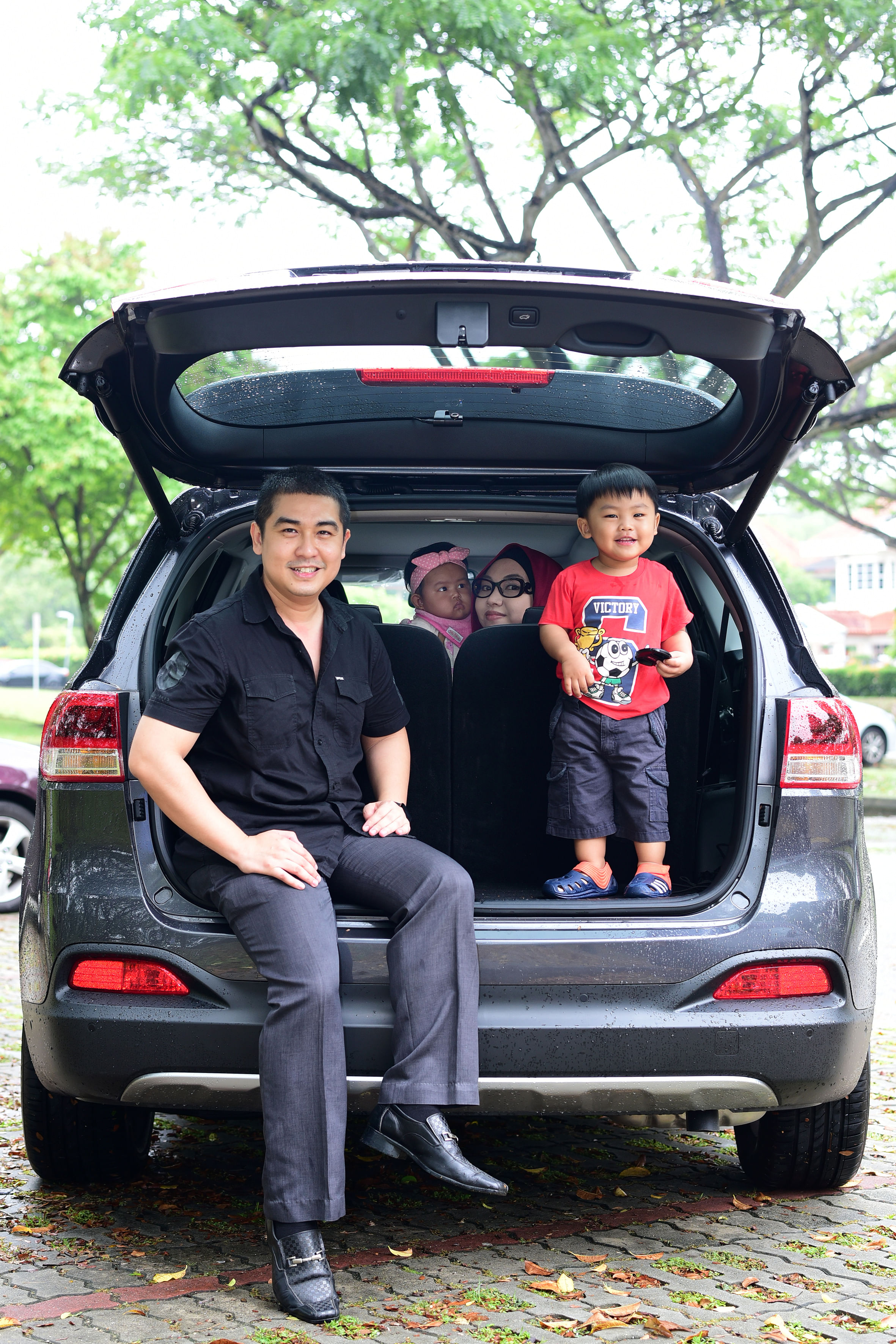 7 Seat Suvs A Hit Among Families Motoring News Top Stories The
