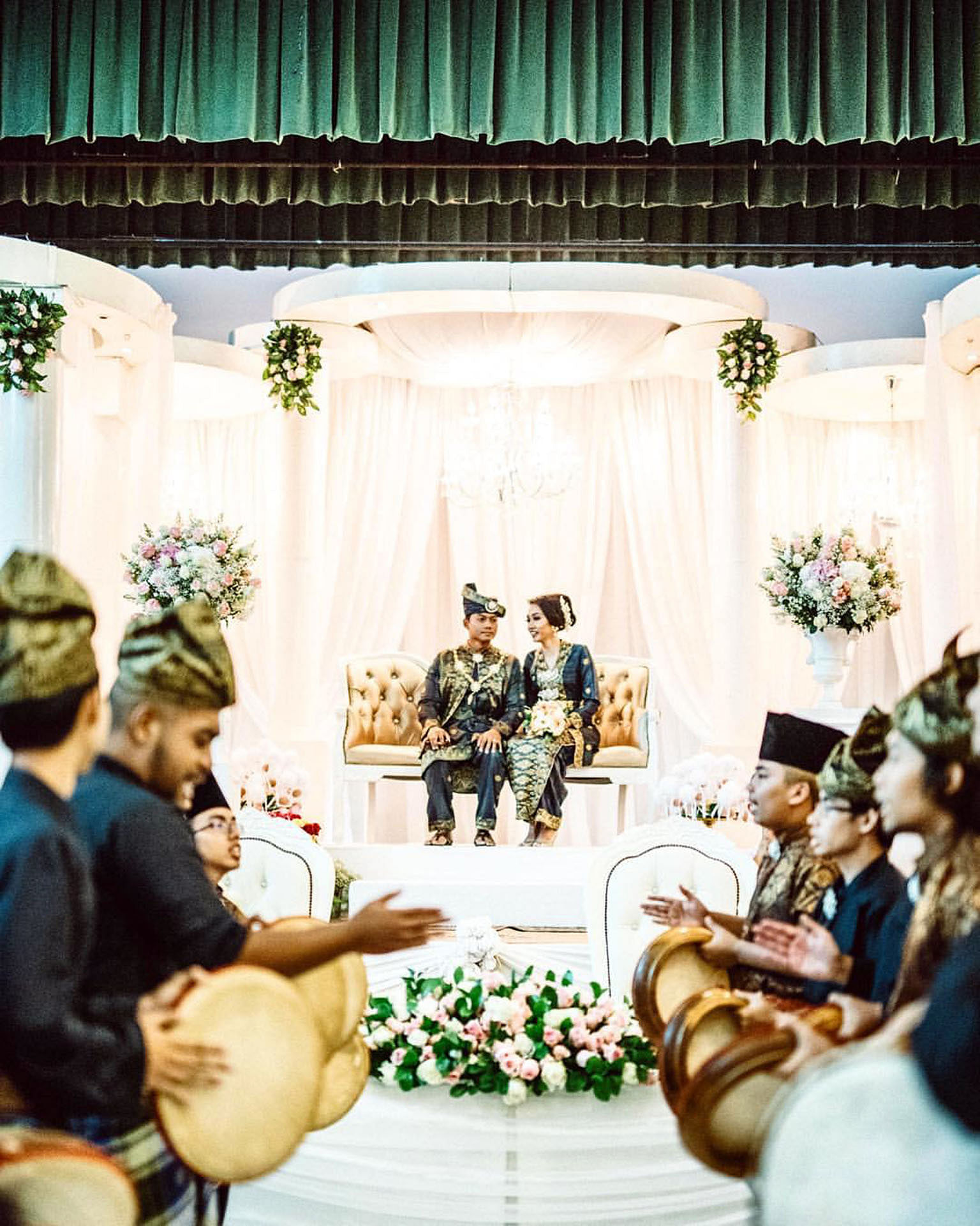 Malay S Paying More For Alternative Wedding Venues Singapore News Top Stories The Straits Times
