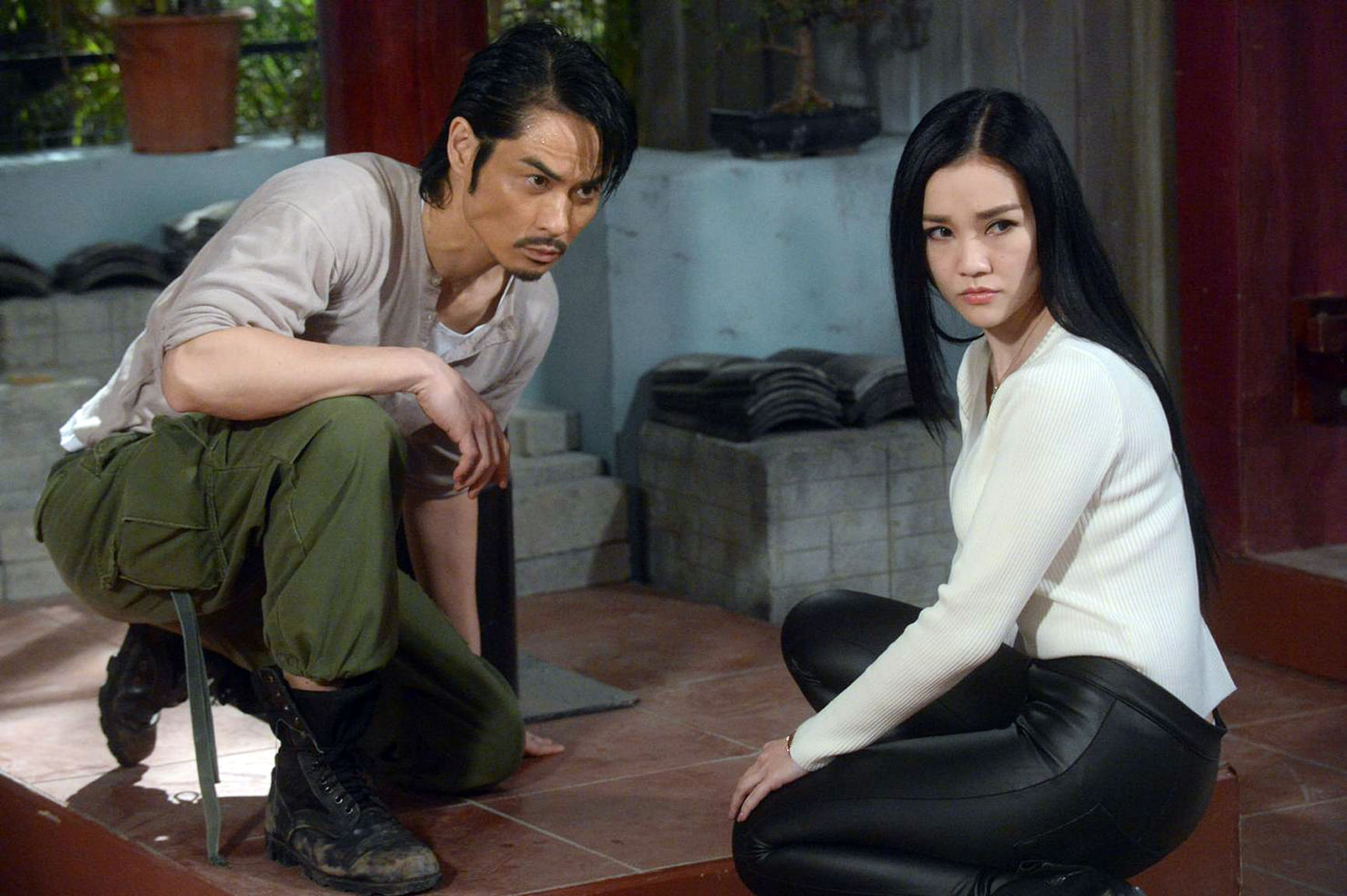 TV reviews: HK drama Blue Veins a seriously cute action