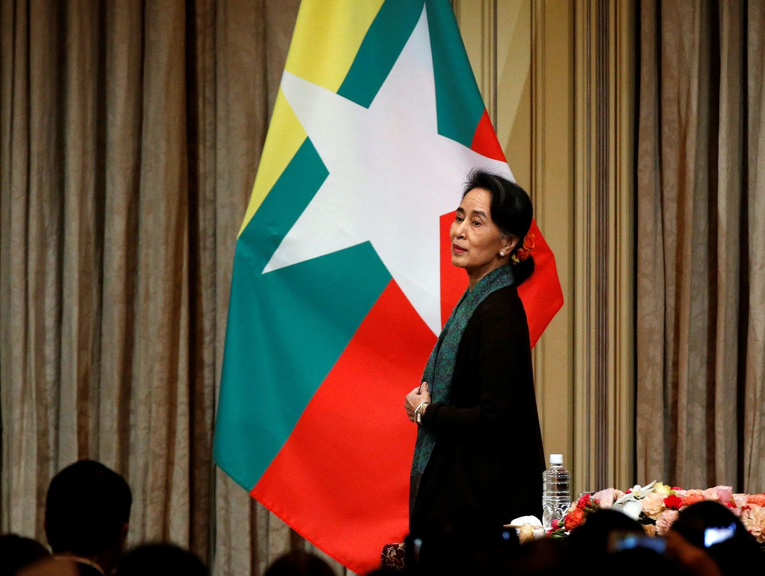 China says it is caring for refugees from Myanmar fighting