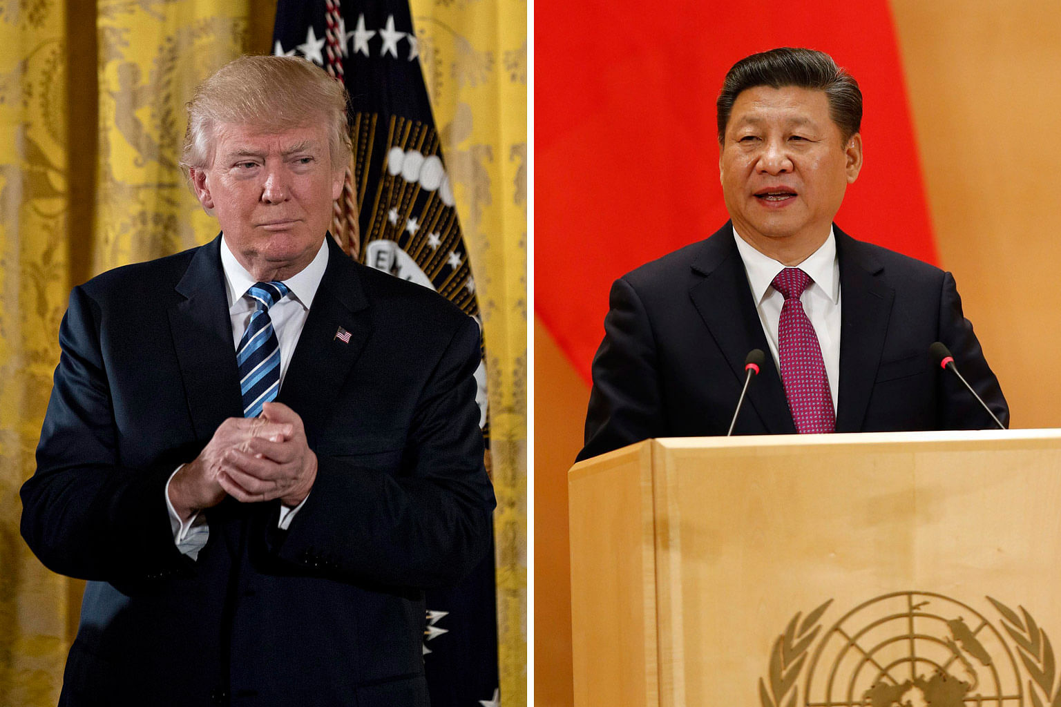 Mr Donald Trump's America First is not a surprise but the contrast between his stand and Mr Xi Jinping's economic globalisation, which the latter repeated 24 times in his Davos speech, is stark and bittersweet to Western elites. Still, questions rema