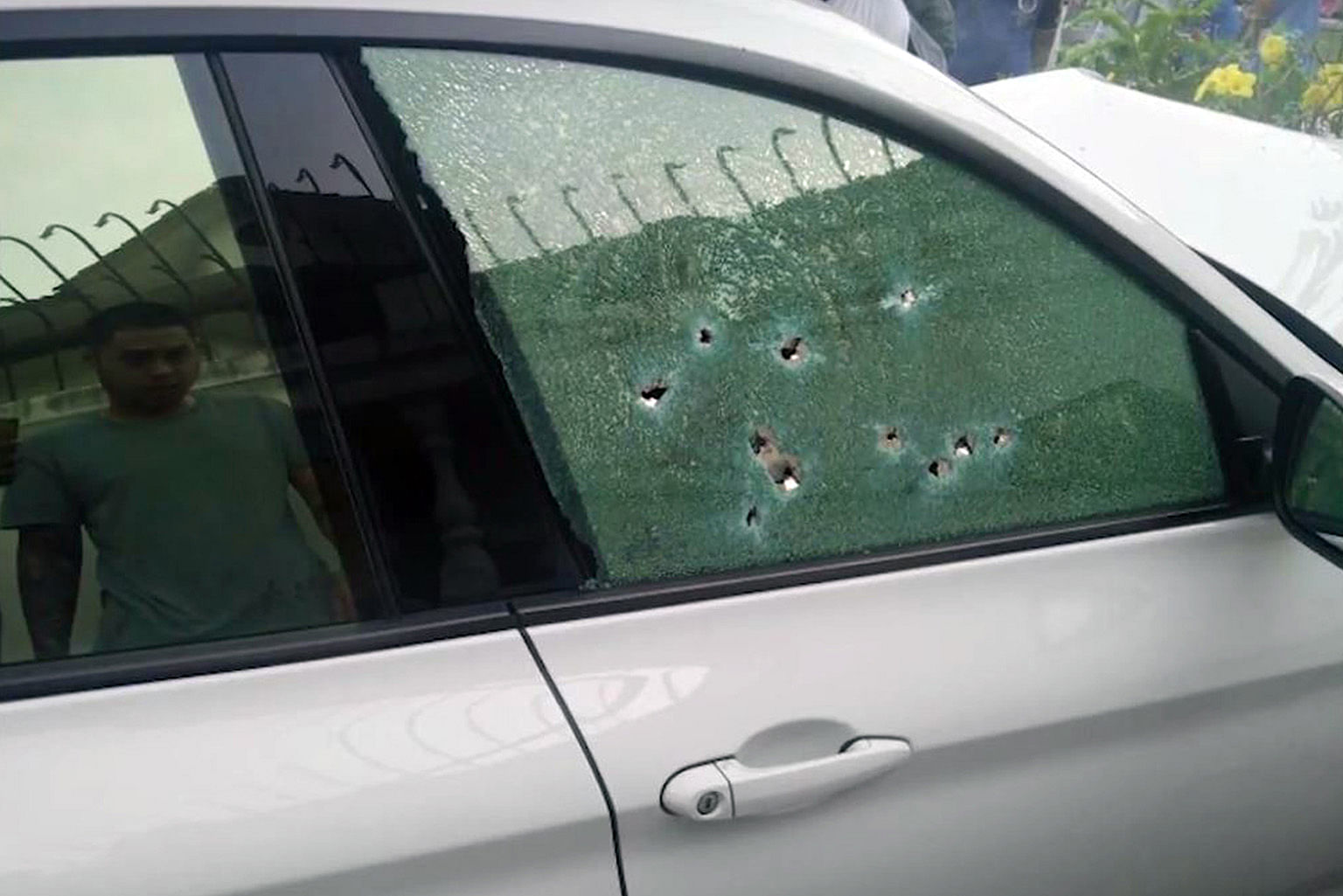 Woman shot in Penang not related to triads